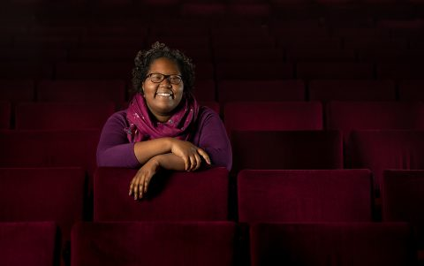 Theater Major Wins Top Prize for Paper on Color-Blind Casting
