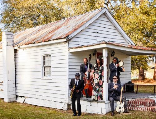 Grammy Award-Winning Band Ranky Tanky to Kick Off Black Lives Series