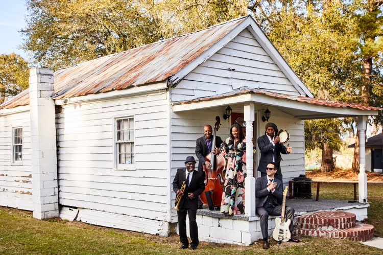 CofC Alums to Appear on 'Today Show' With Band Ranky Tanky