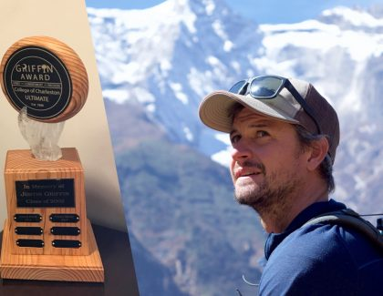 New Ultimate Frisbee Award Honors Late Alumnus