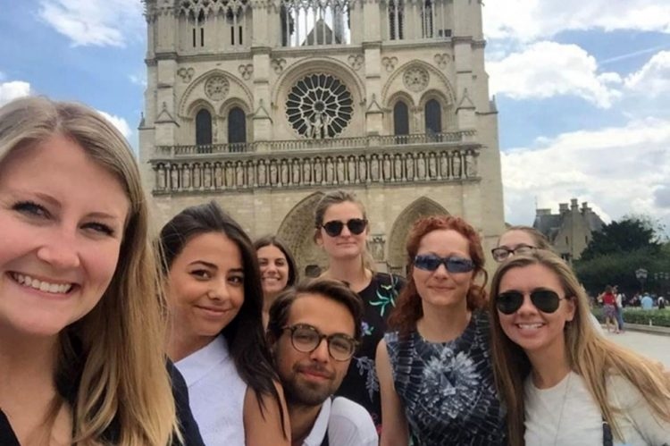 French Professor Reflects on Notre Dame Following Fire