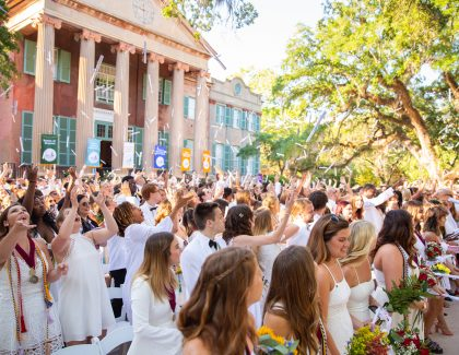 2019 Spring Commencement: Everything You Need to Know