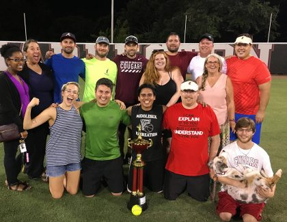 Sign Up for the Faculty/Staff Summer Softball League by May 15