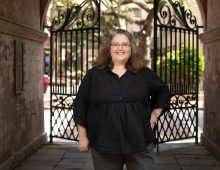 CofC Faces to Know: Kristen Halverson