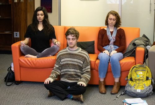 8 Reasons Meditation Gives Faculty, Staff Pause for Thought