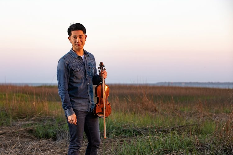 Music Major to Perform in International Violin Competition