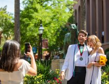 Check Out Stunning Photos and Video From 2019 Spring Commencement