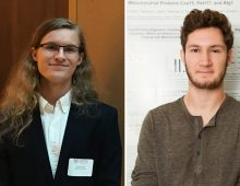 Two CofC Biochemistry Majors Named Goldwater Scholars