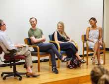 Spoleto Course Lifts the Curtain on Performing Arts