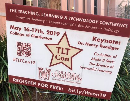 Educational Conference TLTCon Free to Faculty, Staff