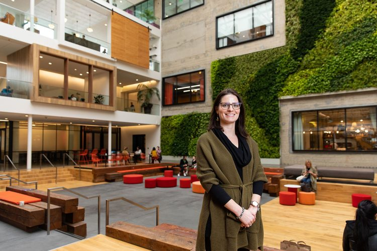 Alumna Heads Airbnb's Disaster Relief