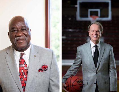 Retirement Reception to Honor Two Living Legends
