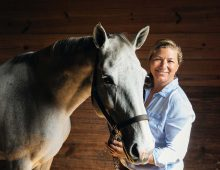 New Equestrian Coach Is Taking the Reins