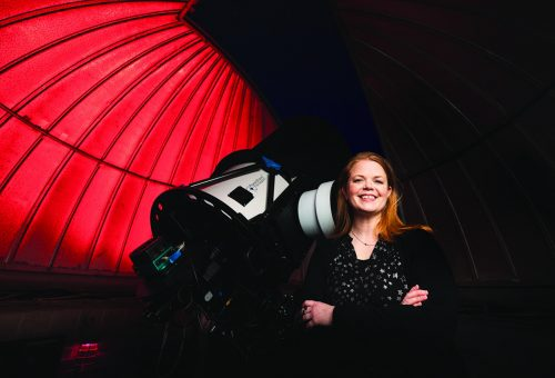 Astronomy Research Is Measuring Up