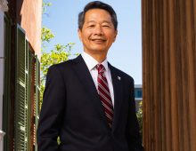 CofC's New President Is Top Flight