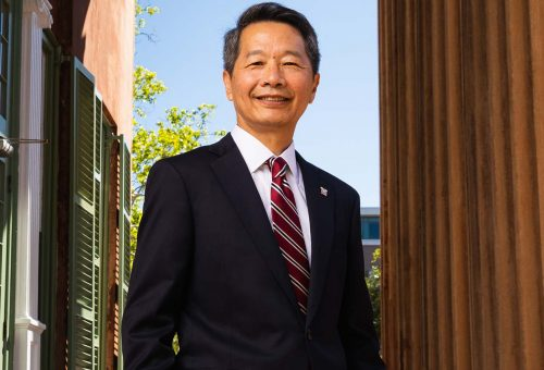 CofC's New President Is Top Flight