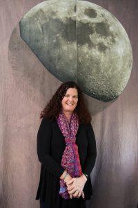 Geology professor Cassandra Runyon.