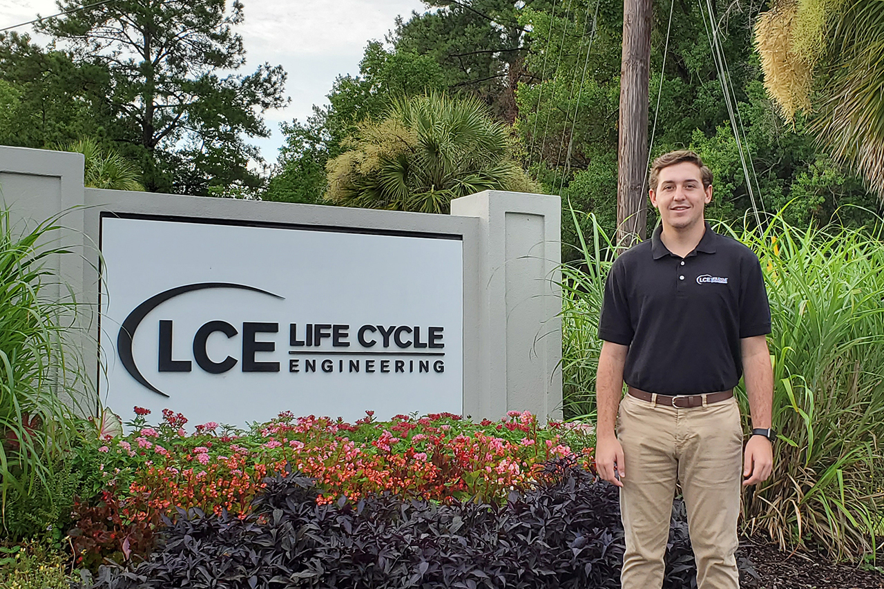 Internship Spotlight: System Administration Intern Evan Sliker for Life Cycle Engineering