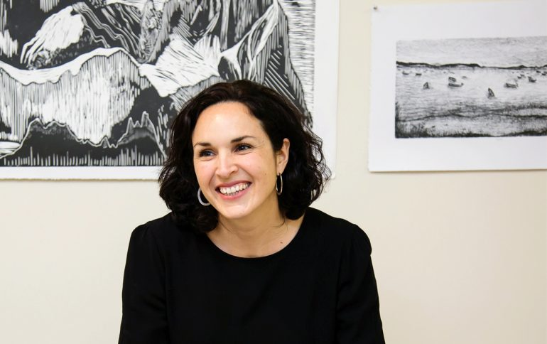 Alumna Reaches New Heights With Art Scholarship
