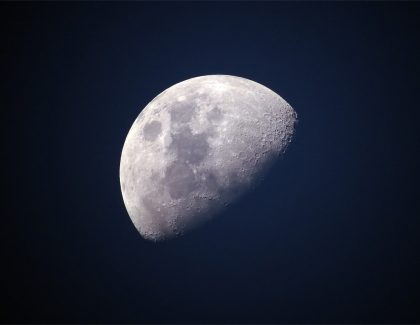 CofC Geologist Is Over the Moon About Apollo 11 Anniversary