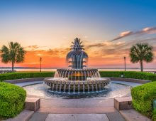 'Travel + Leisure' Names Charleston No. 1 City for 7th Year