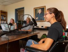 Summer Research Program to be Featured on Podcast