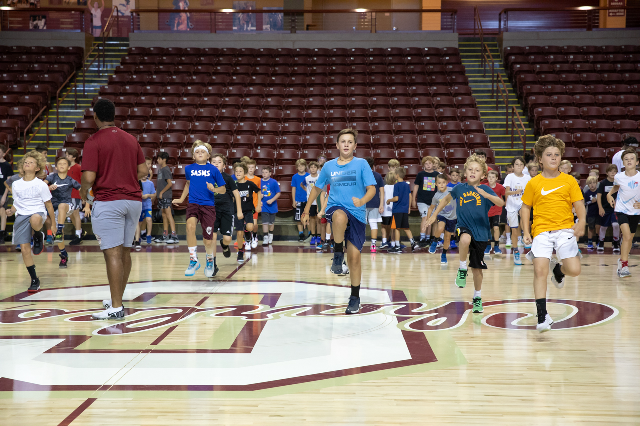 Joe Chealey Basketball Camp