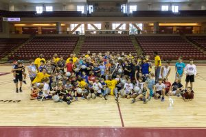 Joe Chealey Basketball Camp