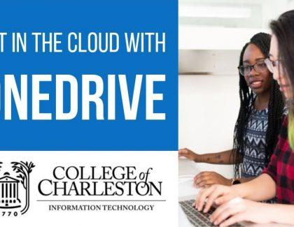 Information Technology Offers Microsoft OneDrive Workshops