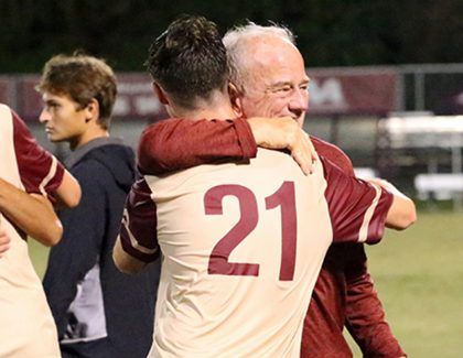 Men's Soccer Coach Announces Retirement