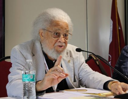 Race and Social Justice Initiative Award Renamed to Honor Civil Rights Activist