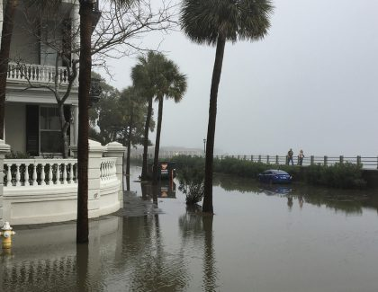 Lowcountry Hazards Center Project Aims to Dry Up Area Flooding