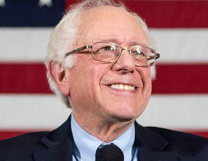 Bernie Sanders to Speak at College's Bully Pulpit Series