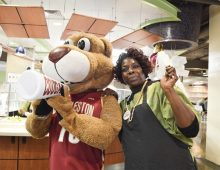 CofC Celebrates its Custodial and Food Service Workers