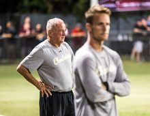 CofC Soccer Field to be Named in Honor of Long-Time Soccer Coach