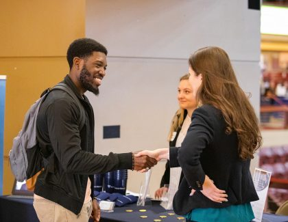 Opportunities Abound at Career and Internship Fair