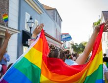 CofC Shows Its Pride for Charleston Pride Week