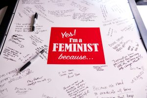 Yes! I'm a Feminist Board