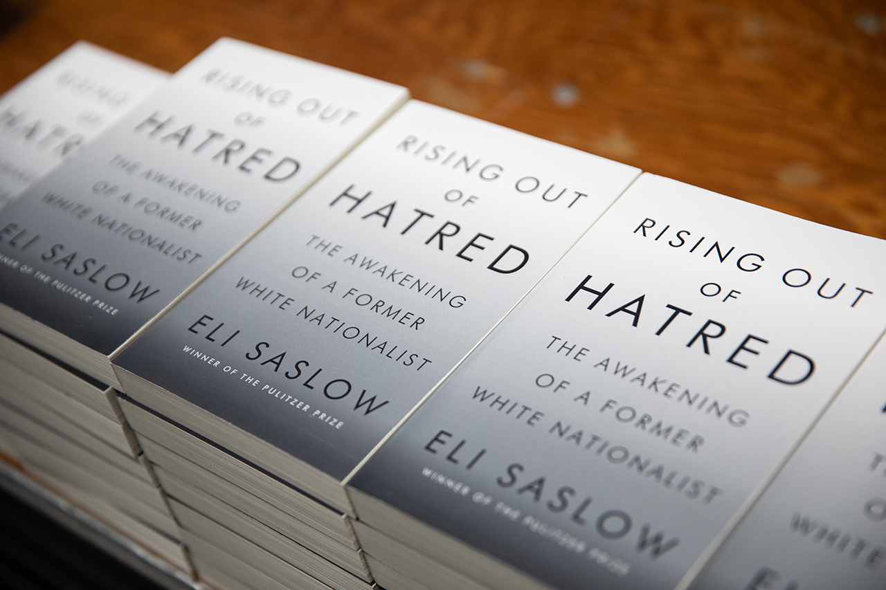 Rising out of hatred books