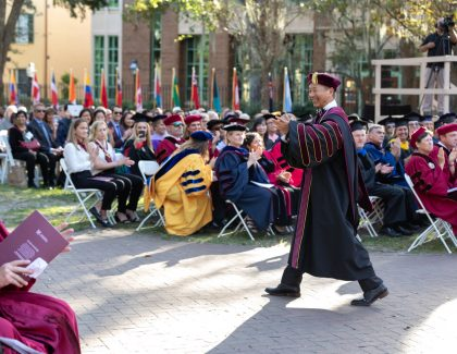 President Hsu Inauguration a Moment of Tradition, Transformation at CofC