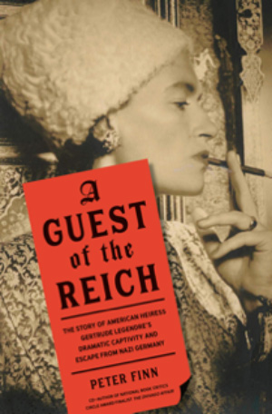 A Guest of the Reich book cover