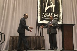 Bernard Powers ASALH award