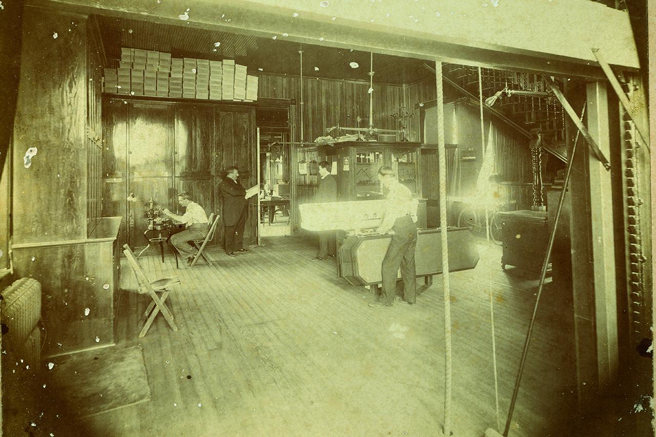 Connelly Casket Factory