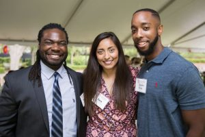 College of Charleston alumni at Fall Alumni Weekend