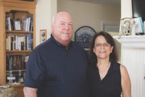 Ralph and Gloria Friedgen