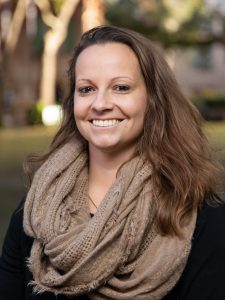 Morgan Hughey, Assistant Professor of Health and Human Performance