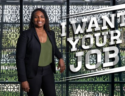 I Want Your Job: Business Liaison at National Museum of African American History