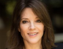 Marianne Williamson to Speak at College's Bully Pulpit Series