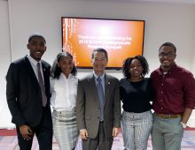 STEM Program for Minority Students Celebrates 25th Anniversary