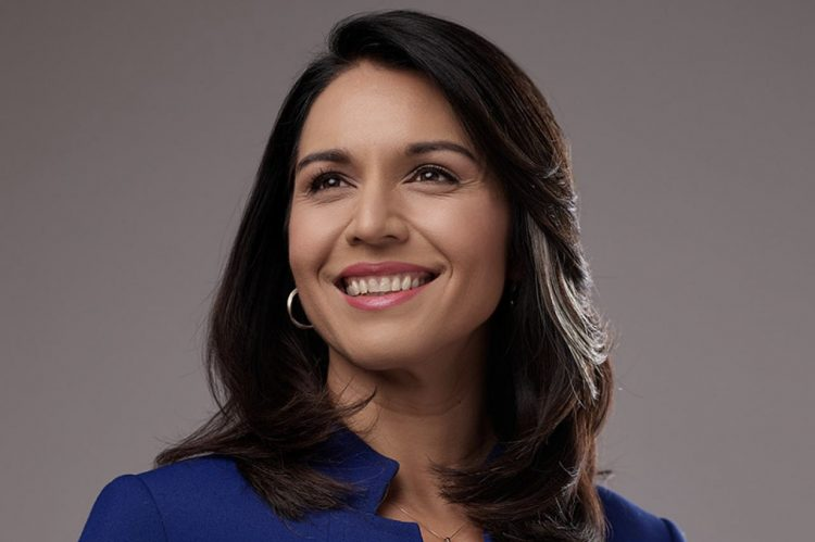 Tulsi Gabbard to Speak at College's Bully Pulpit Series